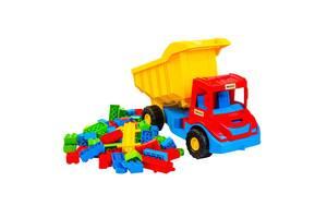 Грузовик с конструктором Multi truck Разноцветный (39221)