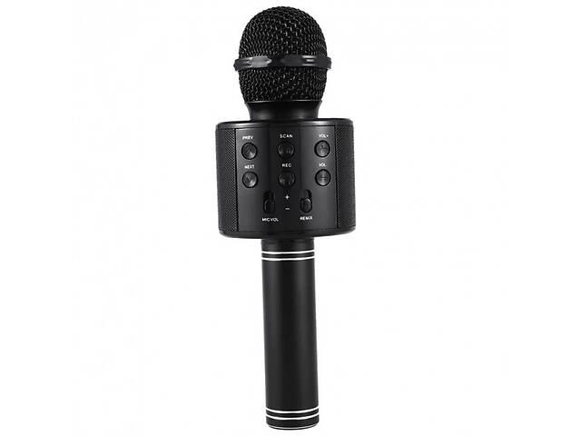 продам КараокемикрофонWS-858 (WS-858(Black)) бу в Одессе