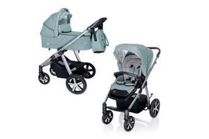 Коляска Baby Design Husky NR 05 TURQUOISE (202490)