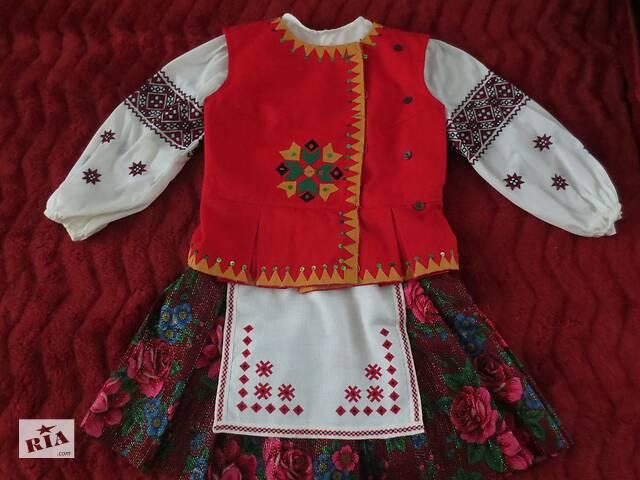 Комплект национальной одежды для девочек- объявление о продаже  в Тернополе