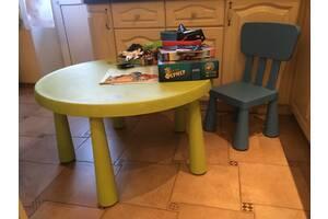 Комплект Tega Mamut Стол + стулья