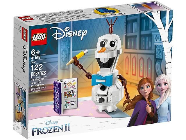 купить бу Конструктор Lego Disney Princess Олаф в Киеве