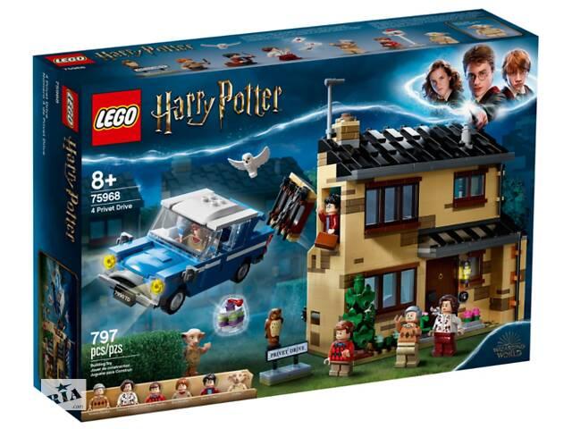 продам Конструктор LEGO Harry Potter Тиссовая улица 4 (75968) бу в Киеве