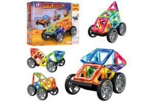 Конструктор магнитный Limo toy LT3001 Транспорт 32 детали (gr_011285)