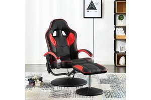 Крісло геймерське 249331 з масажем vidaXL різні кольори