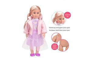"""Кукла для девочек """"A"""" 2045 мягконабивная"""