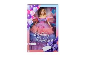 Кукла Барби День рождения Оригинал Barbie Mattel (GTJ85)