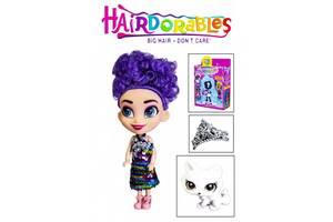 Детская куклаhairdorablesseries2 H0199 микс видов