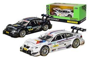 """Машина металлическая моделька 7852 """"АВТОПРОМ"""", 1:32 BMW M3 DTM со световыми эффектами и звуком"""