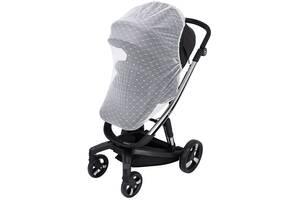 Москитная сетка для коляски Bair Ellectra для прогулочной коляски  белая