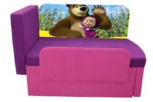 Мультик детский диван, диван, детская кровать, усиленный каркас