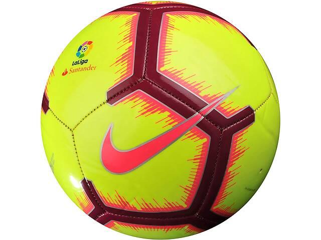 купить бу Мяч футбольный Nike La Liga Pitch SC3318-702 Size 5 в Львове