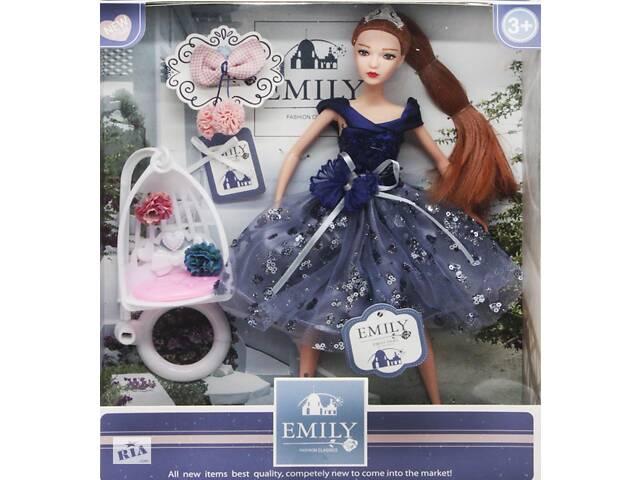 Милашная шарнирная кукла Эмили