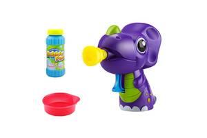 """Мыльные пузыри """"Динозавр фиолетовый"""" 60 мл DHOBB10124"""