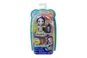 Кукла Enchantimals Котик Сиеста Mattel (GJX40)