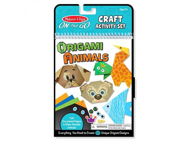 Набор для творчества Melissa&Doug Набор оригами Животные (MD9442)- объявление о продаже  в Киеве