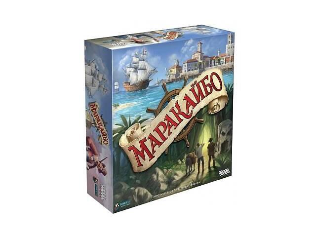 Настольная игра Hobby World Маракайбо (915273)- объявление о продаже  в Харькове