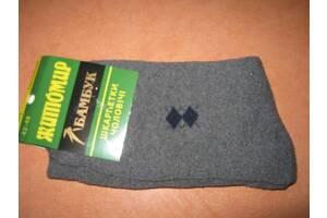 Шкарпетки чоловічі ЖИТОМИР бамбук махра, розмір 42-48 сірі та чорні