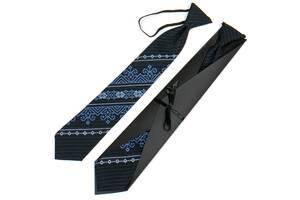 Підліткова вишита краватка №789