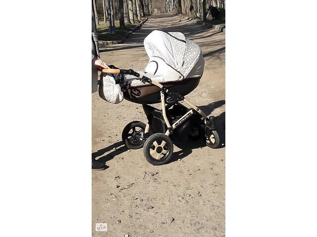 купить бу Продам детскую коляску Carmela Angelina в Корсуне-Шевченковском