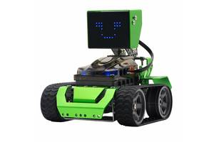 Програмований робот Robobloq Qoopers (6 in 1) (6397653)
