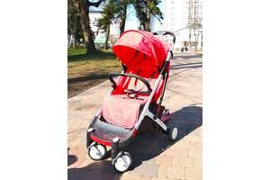 Прогулочная коляска Yoya Plus. Red color.