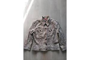 Пиджак с леопардовым принтом!