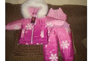 Зимний #костюм- #комбинезон от 1 года до 6 лет