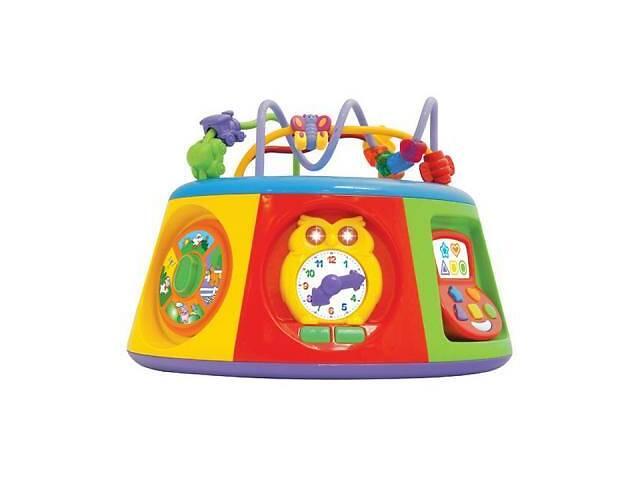 Развивающая игрушка Kiddieland Мультицентр (укр.язык) (054932)- объявление о продаже  в Одессе