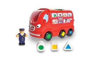 Развивающая игрушка Wow Toys Лондонский автобус Лео (10720)