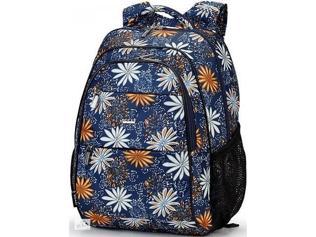 бу Рюкзак для школы Dolly 537 24л, синий, черный в Киеве
