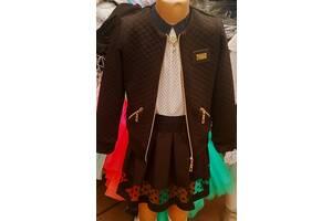 Школьная юбка, блузка ,пиджак комплектом и отдельно, цвета разные, рост 128 -152 ( 7- 12 лет)