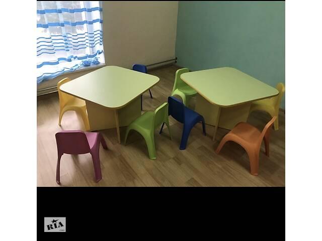 бу Стол та стулья детские в Виннице