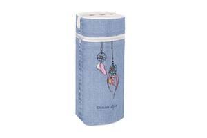 Термоупаковка для бутылочки с пенопласта Cebababy Jumbo Denim Style, Catcher blue голубой