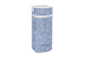 Термоупаковка для бутылочки с пенопласта Cebababy Jumbo Denim Style, Boho blue голубой