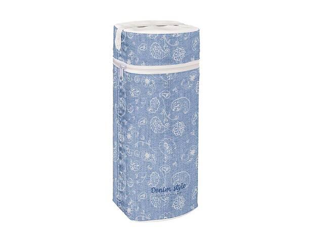 продам Термоупаковка для бутылочки с пенопласта Cebababy Jumbo Denim Style, Boho blue голубой бу в Киеве