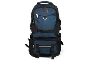 Туристический рюкзак Royal Mountain 7913 black-blue