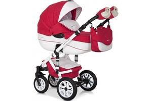 Универсальная коляска 2 в 1 Riko Brano Ecco 20 Sport Red