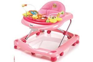 Urbini® Ходунки дитячі Butterfly – рожевий (W3NY-PP)