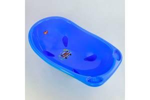 Ванночка детская для купания Bimbo голубая SKL11-179756