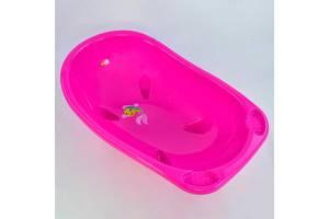 Ванночка детская для купания ST-3033 Bimbo Розовый 5 с рисунком - 218833