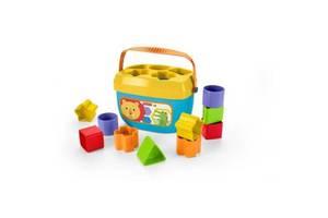 Ведерко с кубиками Fisher-Price