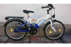 Велосипед 20 дитячий Prophete Mountec планетарка 3 Німеччина