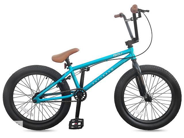 продам Велосипед BMX Outleap REVOLT 2020 Turquoise бу в Сумах
