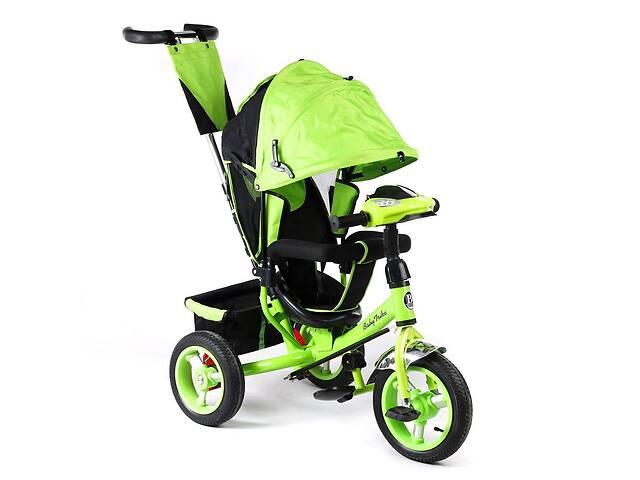 Велосипед трехколесный Baby  Trike 6588С с ключем зажигания- объявление о продаже  в Дубно