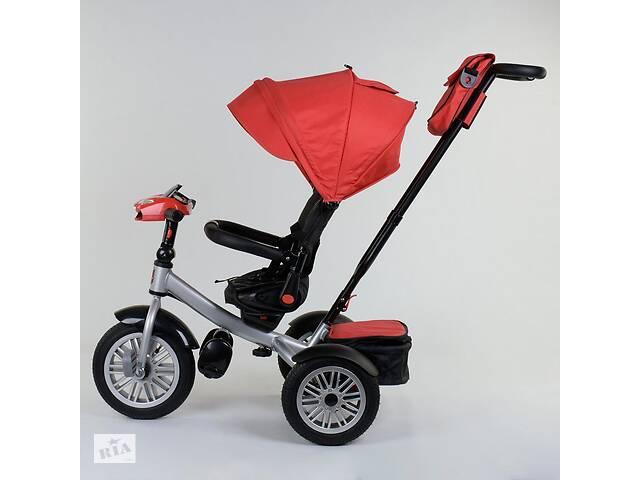 бу Велосипед трехколесный с родительской ручкой 9288 В - 3696 Best Trike (76982) в Киеве