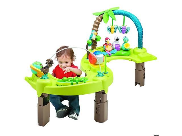 купить бу Игровой детский развивающий центр ExerSaucer® Triple Fun ™ Amazon в Киеве