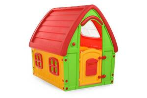 Игровой домик Starplast 50-560 Red-Yellow-Green