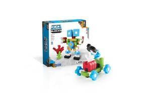 Игрушка-конструктор детская магнитная из пластика Guidecraft IO Blocks, 114 деталей
