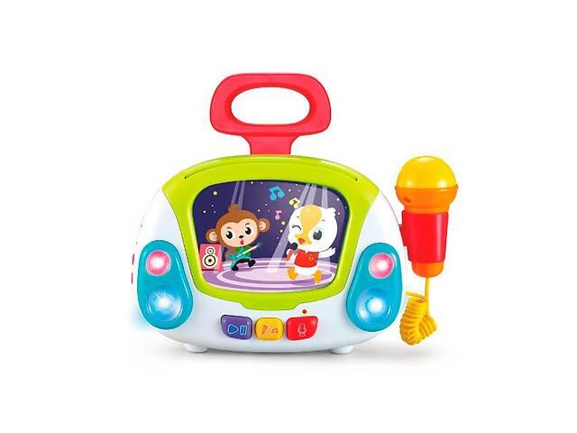 продам Игрушка музыкальная Hola Toys Караоке (3138) бу в Киеве